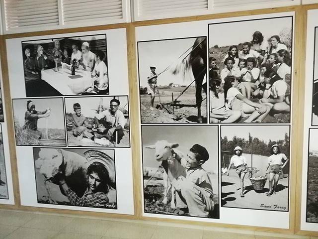 """""""ישראל מבעד לעדשה"""" 60 שנות צילום של אמן הצילום סמי פרג' ז""""ל"""