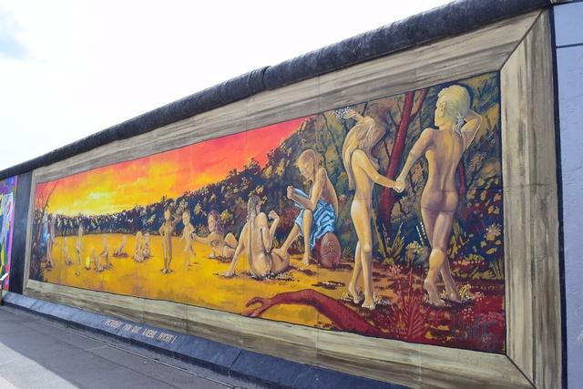 למה ברלין? – מוזיאון החומה