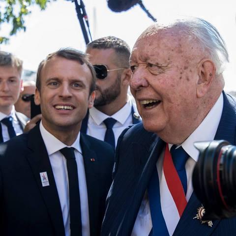 פרק שני במאבק על חוקי העבודה בצרפת