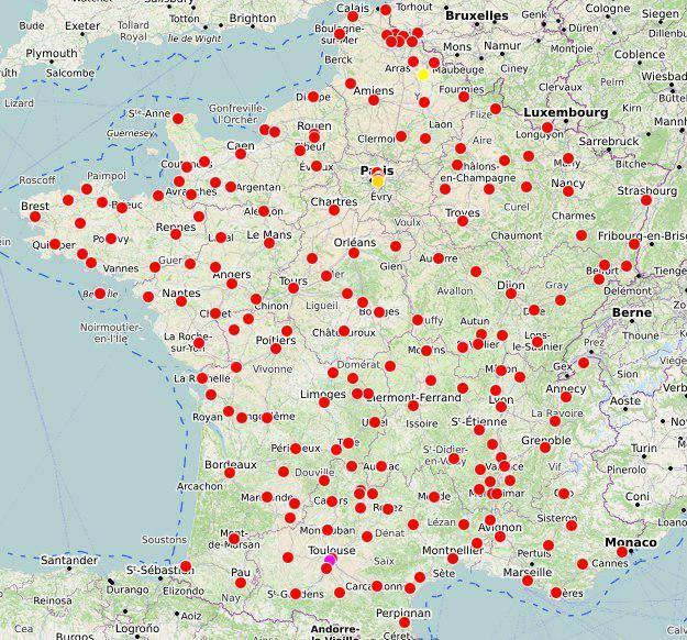 מחר ה- 12 בספטמבר – שביתה כללית בצרפת