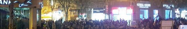 ההפגנה הערב בירושלים (צילומים: המקום - חדשות או ליין)