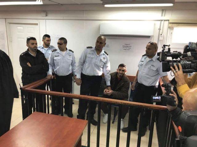 הבוקר בבית המשפט - המחבל, עומר עבד אל-ג'ליל