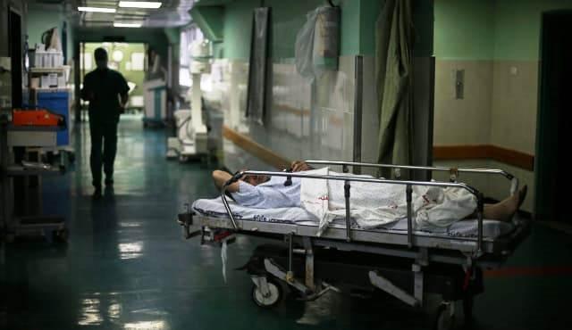 בית חולים שיפא בעזה - קרוב לעצירה מוחלטת