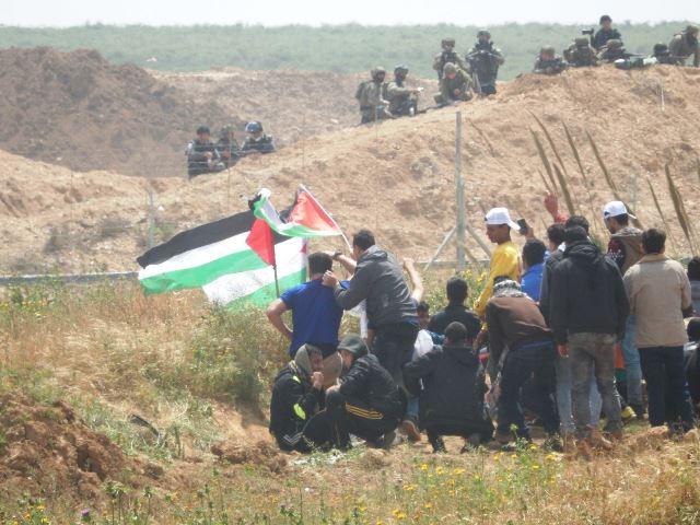 צילום gaza now