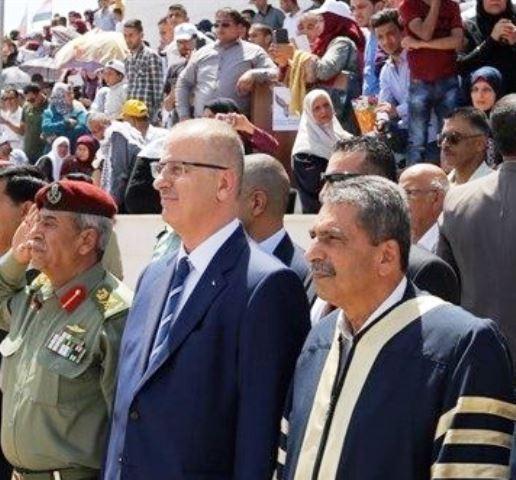 ראש הממשלה הפלסטיני ראמי חמדאללה (צילום ארכיון: ארכיון תקשורת ערבית)