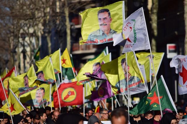 מדוע מתעלמים מהמחאה הכורדית ?