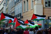 הפגנות בצרפת במחאה על טבח עזה