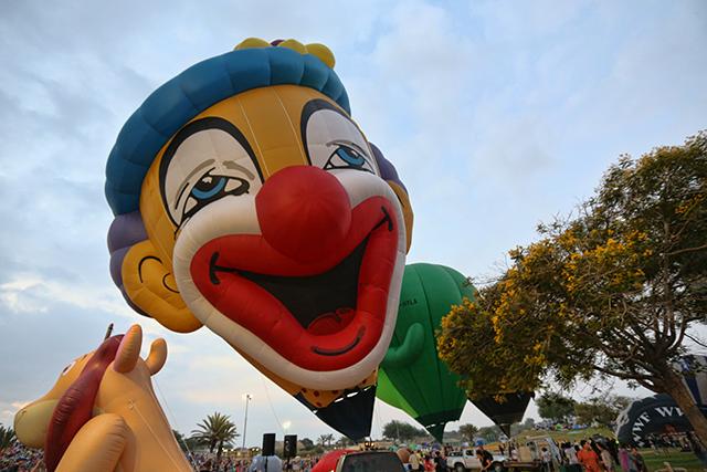 פסטיבל הכדורים פורחים הבינלאומי חוזר