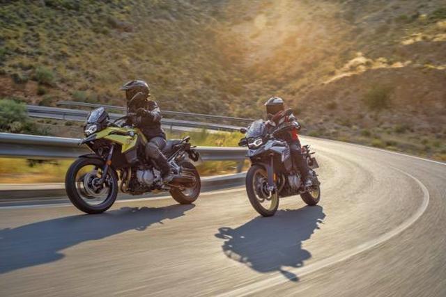דלק מוטורס משיקה בישראל את אופנועי האדוונצ'ר החדשים BMW F 750 GS ו- BMW F 850 GS