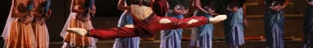 """הבלט """"לה ביידר"""" עם כוכבי הבולשוי ורקדני האופרה מצ'ליאבינסק – לראשונה בישראל"""