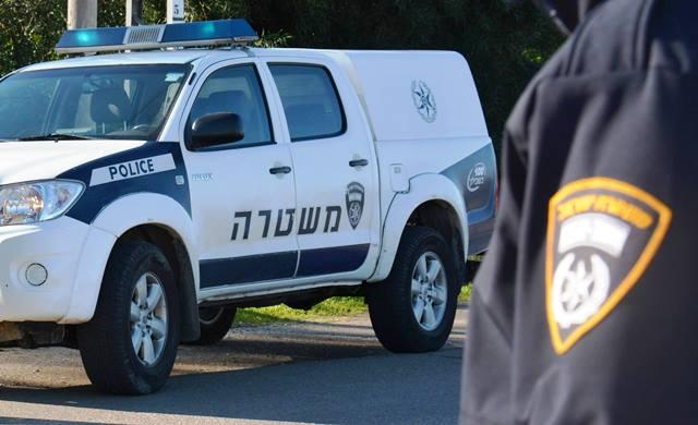 צילום אילוסטרציה (משטרת ישראל)