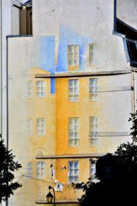ציורי הקיר בפאריס
