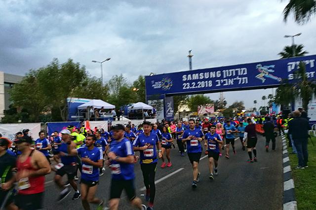 מרתון סמסונג תל אביב חוזר