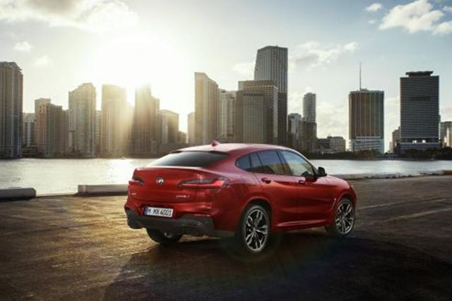 BMW X4 החדש בישראל,המחיר החל מ-369,000שח