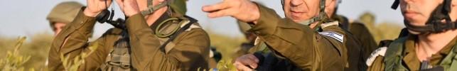 """הרמטכ""""ל לראשי הצבא: היכנסו למוכנות מלאה ללחימה בעזה, באוויר, בים וביבשה"""