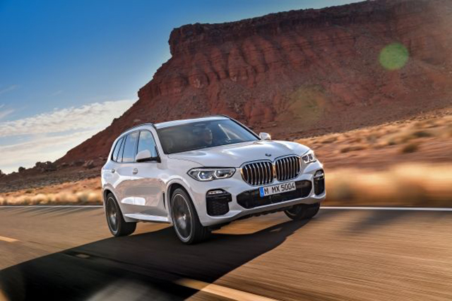 BMW X5 החדש בישראל, במחיר החל מ-600 אלף שח