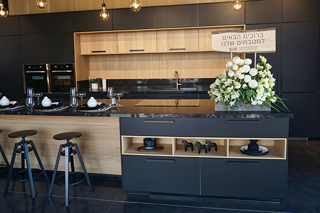 איקאה משיקה חנות קונספט למטבחים בתל-אביב
