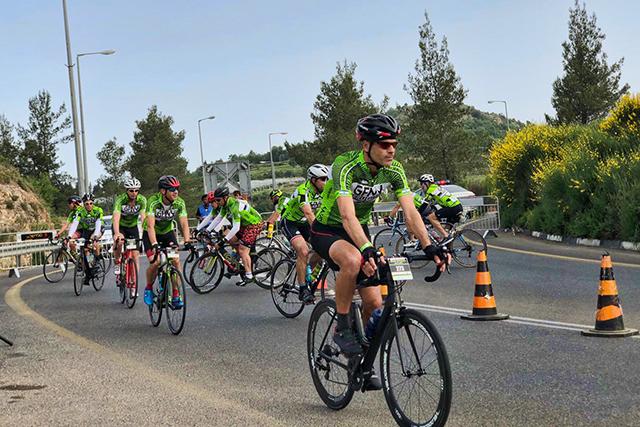 אלפי רוכבים במרוץ האופניים הבינלאומי בירושלים