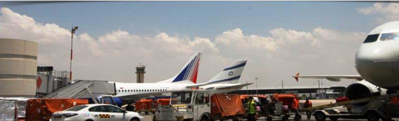 נמל תעופה חיפה (צילום מאתר רשות שדות התעופה בישראל)