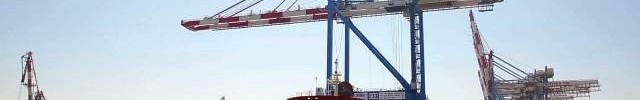 צילום: סבר טולצ'וסקי באדיבות דוברות נמל אשדוד