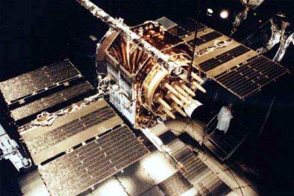 לווין GPS ׁ(צילום: וויקיפדיה)