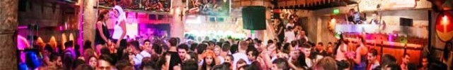 """צעירים מבלים (צילום יח""""צ של מועדון castle club באיה נאפה)"""
