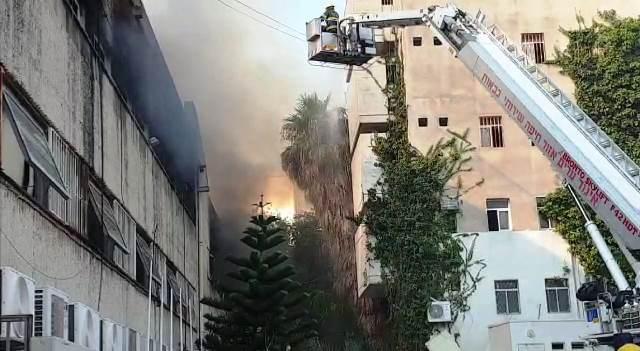 צילום: דוברות מכבי האש חיפה