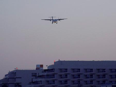 היסטוריה: מטוס לקראת נחיתה בנמל התעופה אילת. צילום: MARK NEYMAN, לשכת העיתונות הממשלתית