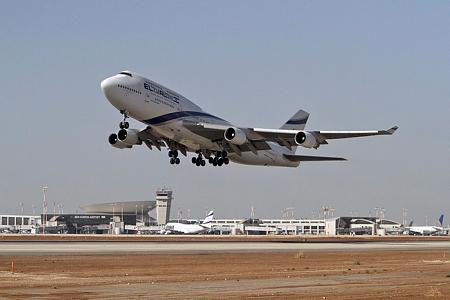 מבט כללי - נמל התעופה בן גוריון. תצלום: יעקב סער, לשכת העיתונות הממשלתית