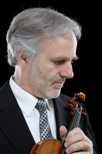 הכנר הראשי של הפילהרמונית הווינאית, ריינר הונק