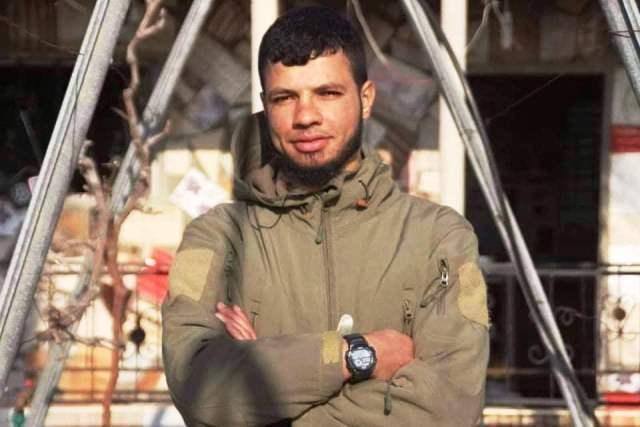 המחבל שחוסל - מרואן חאלד נאסר (צילום: מקורות פלסטינים)