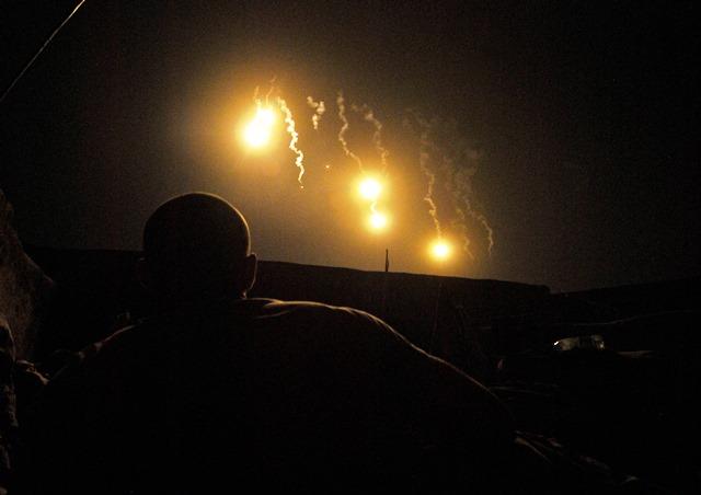 פצצות תיאורה (צילום ארכיון: וויקיפדיה)