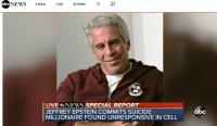 צילום מסך משידורי החדשות של רשת abc NEWS