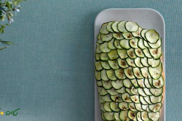 טיב טעם מנדבת מתכון פילה סלמון (צילום רונן מנגו)