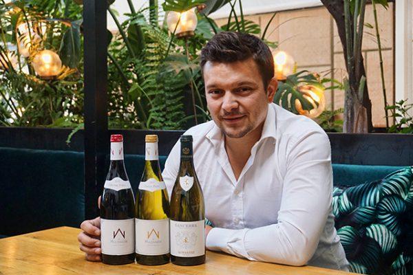 יינות חדשים מעמק הלואר בישראל