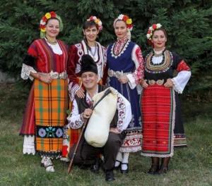 רביעיית הנשים הבולגריות, תמונה של   Boris Mutafchiev