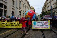 יום ששי למען העתיד: מיליוני בני נוער הפגינו ברחבי העולם למניעת משבר האקלים