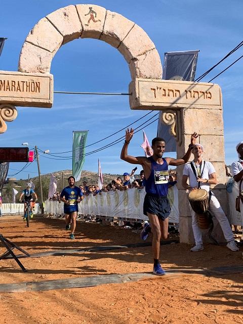 """4000 רצים נטלו חלק במרתון התנ""""ך הבינלאומי"""