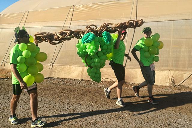 4000 רצים במרוץ הבוז׳ולה הראשון בישראל
