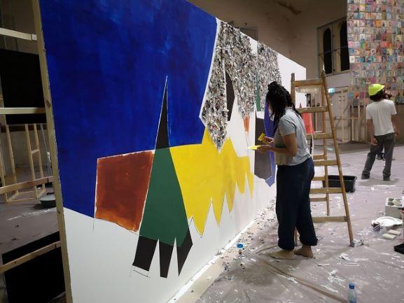 הביאנלה הרביעית לאמנות יהודית עכשווית נפתחה בירושלים