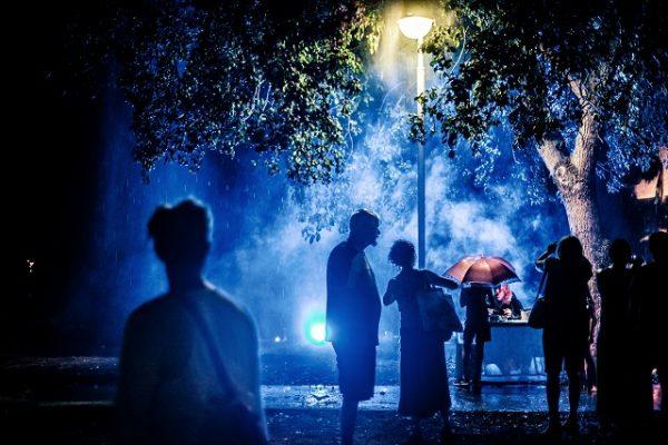 """פסטיבל האמנות """"מתחת לפנס 7"""" מציג: """"שמיטה בשדה תרבות"""""""