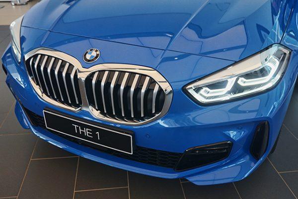 BMW סידרה 1 החדשה, יוקרה באריזה קומפקטית