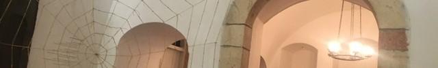 הדס מנור בבית האמנים בתערוכת הביאנלה לרישום צילום סיגל גליל