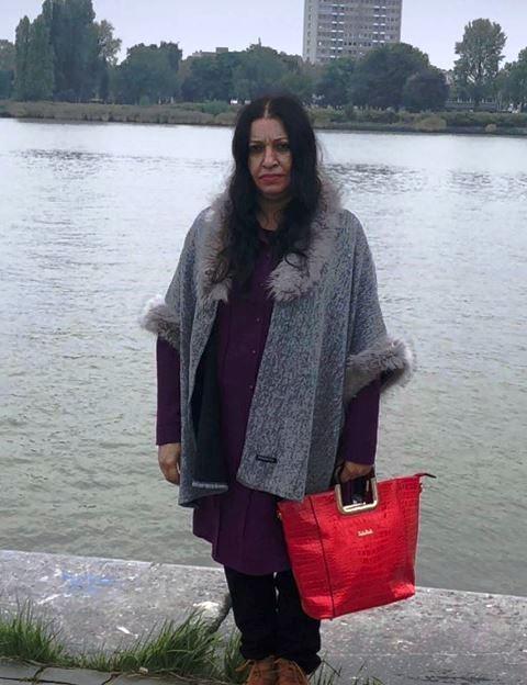 לטפיה זבאד בעת הטיול (צילום באדיבות המשפחה)