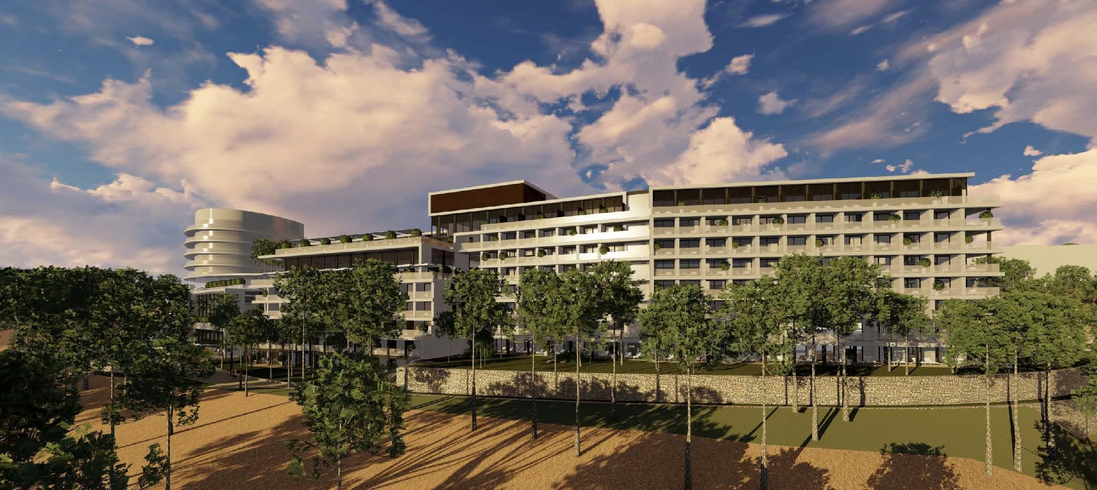 מותג היוקרה Pullman של רשת מלונות ACCOR יפתח לראשונה מלון בישראל