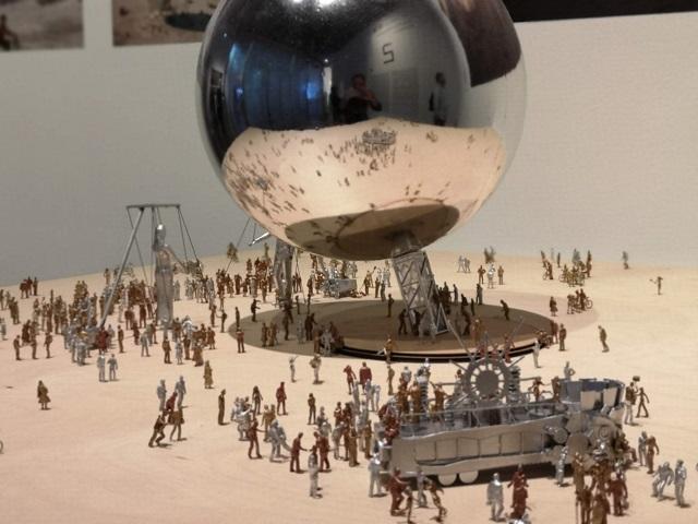 איך ייראו חיינו בעוד 30 שנה בתערוכת אמנות עתידנית חדשה בטוקיו