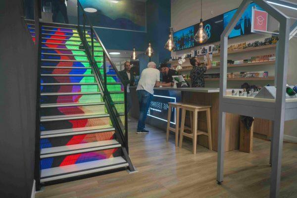 ממשיכה להתרחב: רשת מוצרי האידוי השוויצרית, סוויט ספוט, פתחה חנות חדשה בדיזינגוף סנטר בתל אביב