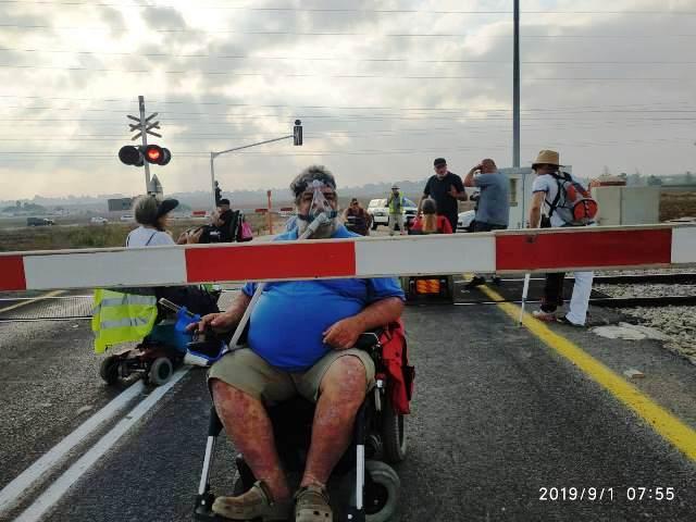 צילום: מטה המאבק - ארכיון מגפון