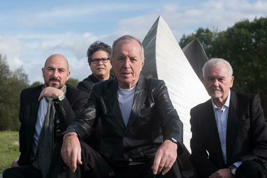 להקת החיות והחברים להקת ההמשך לחלוצי הרוק הבריטי