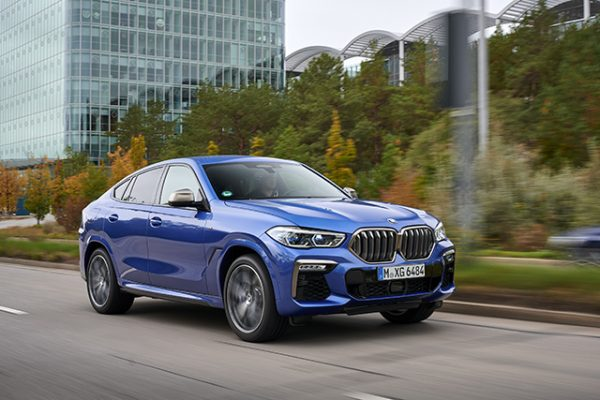 BMW X6 החדש בישראל, המחיר החל מ 650 אלף שח